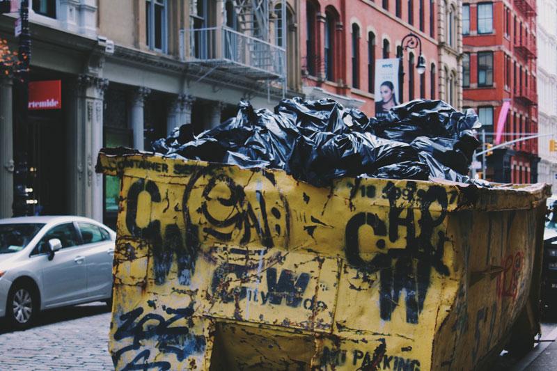 Viisi kertaa kierrätys